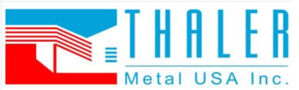 Thaler USA Logo